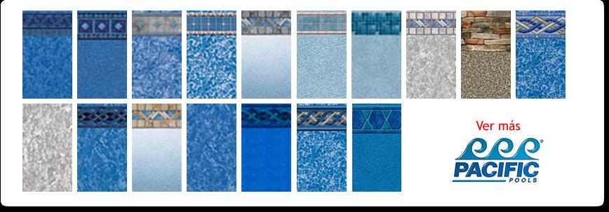 American pools piscinas americanas piscinas liners - Liner para piscinas precio ...